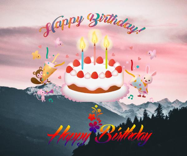 Happy Birthday Images Downlaod